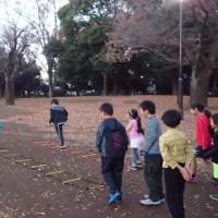 【駒沢公園】12/6 練習