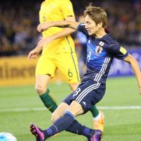 日本、オーストラリアと引き分ける (2018W杯最終予選)