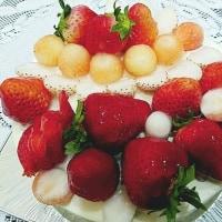 ★新規訪問先様へのご挨拶に こんなケーキ☆
