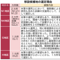 高江ヘリパッド候補地、米運用優先し選定 環境評価書で判明