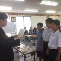 第13回文部科学大臣杯小・中学校団体戦 宮崎県大会