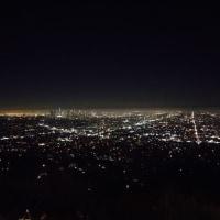 異国の夜空の空気