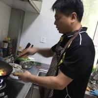 夕食にお呼ばれ〜