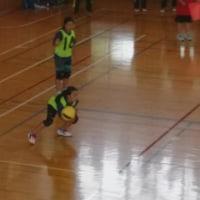 足利市少女ドッヂボール大会