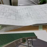 住宅設計・暮らしの空間に幅広さを生み出す「庭」庭園・エクステリアの計画も同時進行で和モダンデザインで「屋外の価値」を創出の途中。