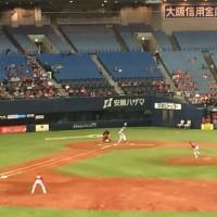オリックス (オープン戦) 終盤に得点で広島に勝利 (京セラドーム大阪)