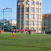 前半終了 アルビレックス新潟レディースU-18 ×大阪桐蔭高校女子サッカー部