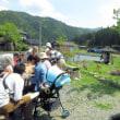 5月3・4日、茅のいえで山野草展を開催しました。