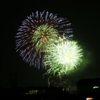 大竹・和木川まつり花火大会2013