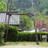 辰野町小野の火の見櫓