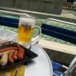 生ビール・・・\(^o^)/