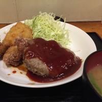 定食屋(キッチン男の晩ごはん・三鷹)
