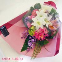 アーティフィシャルフラワー 花束