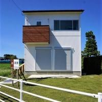 ちょっと良い貸家プロジェクト!『 岬町中原のリノべ風?な貸家 』。は外溝工事でさらになかなか良くなってきました!