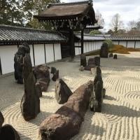 京都日帰り旅行(伏見稲荷、東福寺、清水寺ほか)