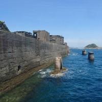 九州へ(軍艦島の上陸編)