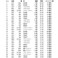 神奈川スプリント(覚書)