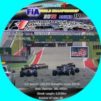 2016F1アメリカグランプリラベル