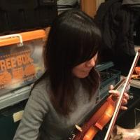 バイオリンデビュー