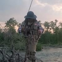 然別湖の前哨戦~十勝の川でニジマスを狙う