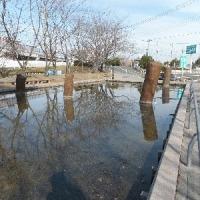 鎌倉近郊を歩く32 茅ヶ崎の旧相模川橋脚