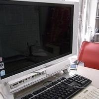 富士通 LX70U/D 一体型パソコン