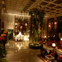タイ・バンコク マンダリン・オリエンタル;異国情緒、温かいサービス