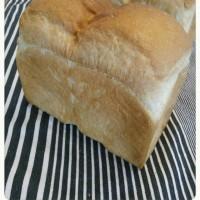 はるゆたかブレンドで山型食パン
