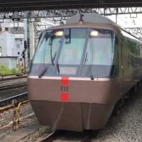 小田急電鉄 ロマンスカー・SE 就役60周年記念イベントを実施