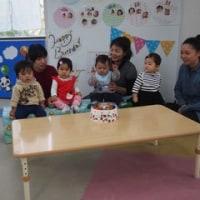 お誕生会(2月3月合同)