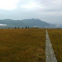 乳頭山―大白森