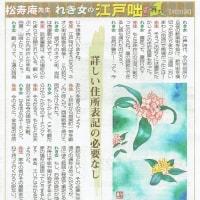 ■松寿庵先生・第221講