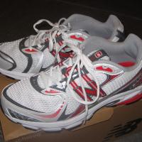 新しい靴!