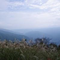 風の大川原高原散歩…