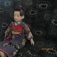 古布利用人形