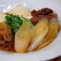 ☆牛肉のすき煮&大根とにんじんの梅ドレサラダ献立☆