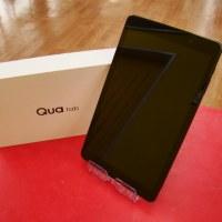 Qua tab 02 HWT31SKA Android端末