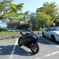 3号機で箱根→富士山スカイラインを走ってきた。