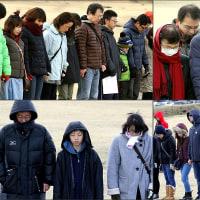 ★種差海岸~HUMANBAND on3.11あおもり/ 2017鎮魂の祈り~開催される