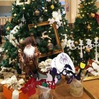 クリスマスイルミネーションで華やぐ季節