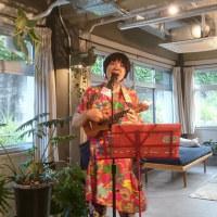 シェアプレイス聖蹟桜ヶ丘の周年パーティーで歌って来ました!