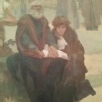 国立新美術館「ミュシャ展」 170526