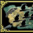 漆黒のカラス・・・桎梏のカラス・・・足枷(かせ)、手(羽根・翼)枷(かせ)