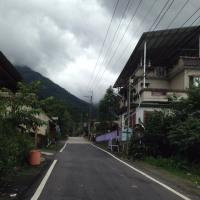 中正村にある卡渡部落(ブノン族部落)