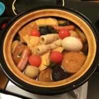 頼々軒厨房に入る:おでん2017年1月〜仙台朝市で買ったおでん種を使って〜