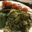 夏野菜の夕食