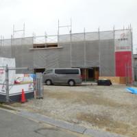広島県福山市本庄町中4丁目9・大東建託による新築工事