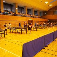 第26回矢尾杯争奪卓球大会の結果