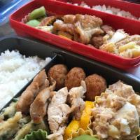 先週お弁当(6.5〜6.10)