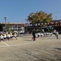四海幼稚園の運動会
